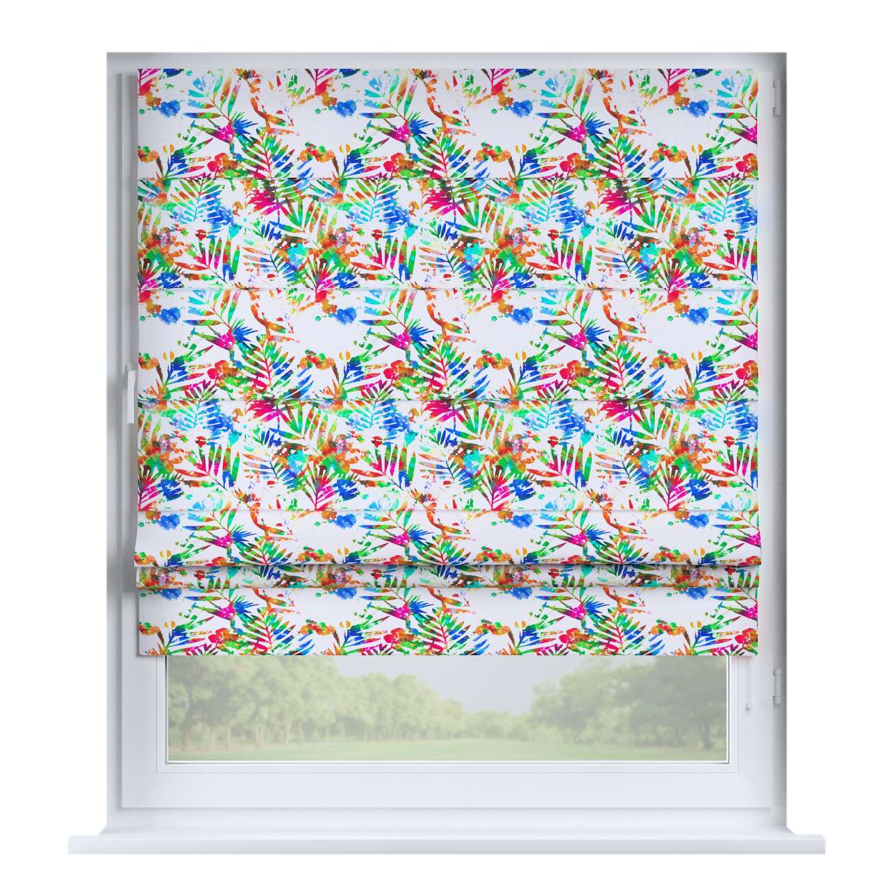 Padva roman blind  in collection New Art, fabric: 140-22