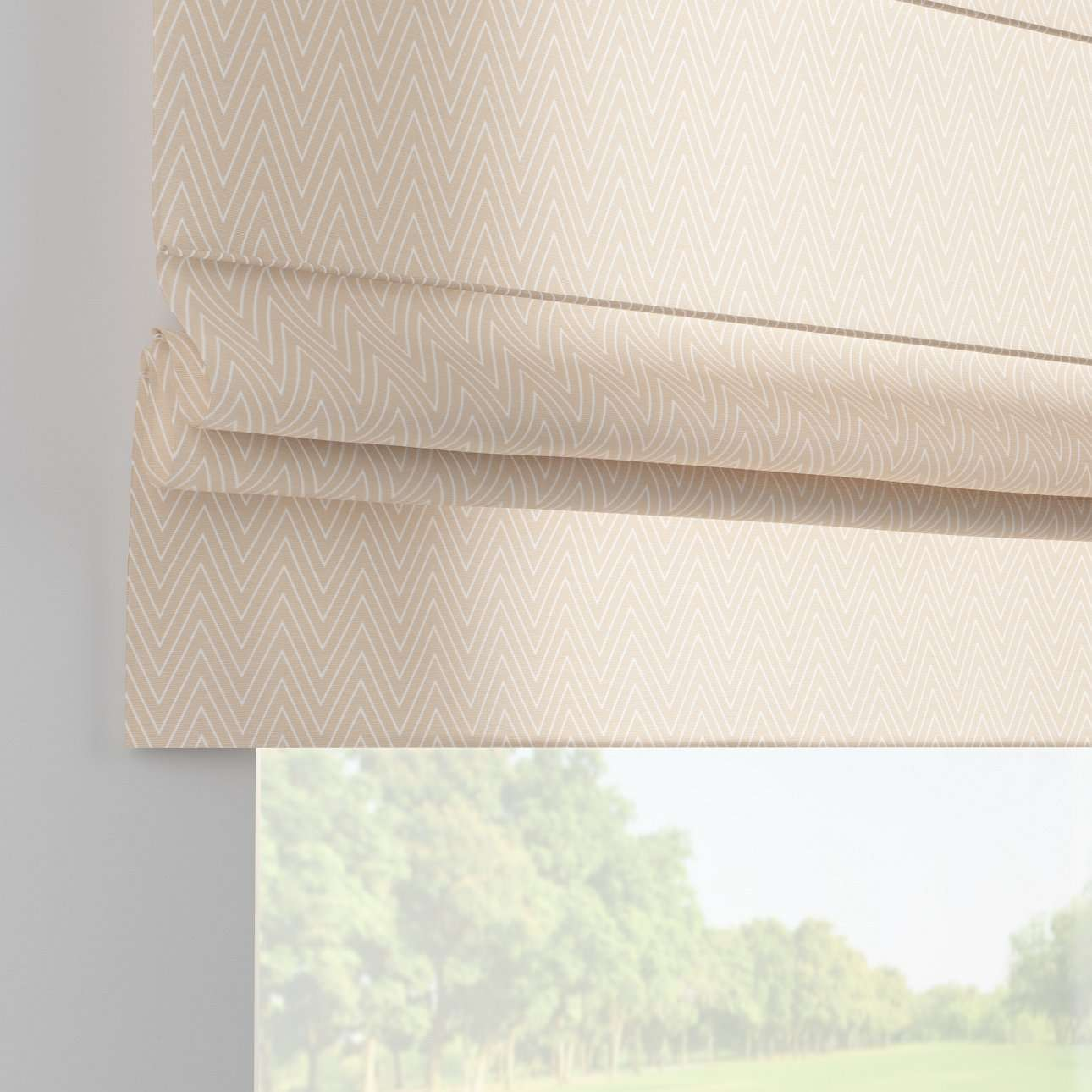 Padva roman blind  in collection Brooklyn, fabric: 137-91