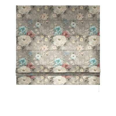 Vouwgordijn Padva van de collectie Flowers, Stof: 137-81