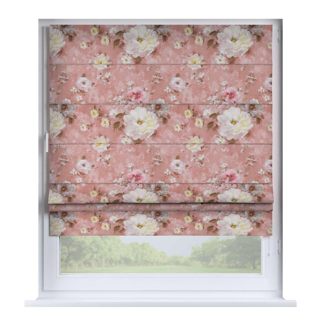 Vouwgordijn Padva van de collectie Flowers, Stof: 137-83