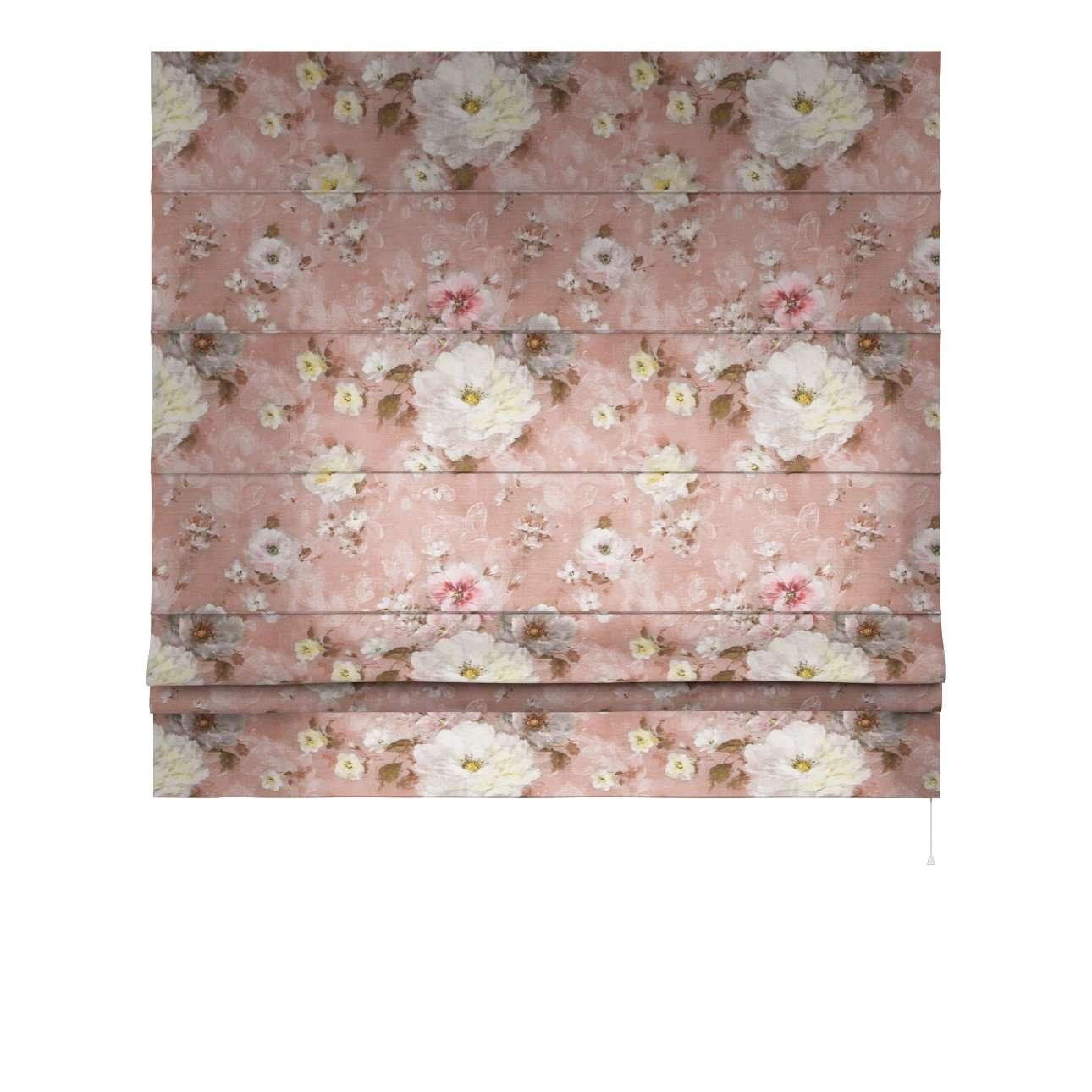 Liftgardin Paris<br/>Med rett volang fra kolleksjonen Monet , Stoffets bredde: 137-83