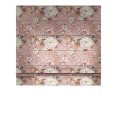 Raffrollo Padva von der Kollektion Flowers, Stoff: 137-83