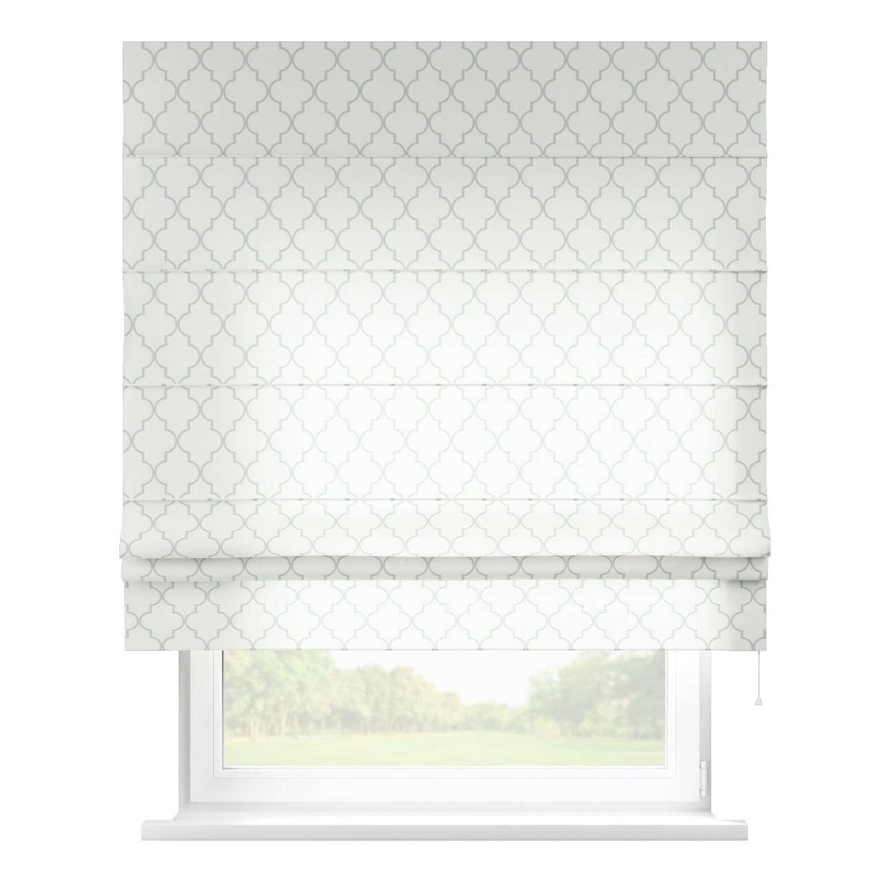 Raffrollo Padva, weiß, 100 × 170 cm, Comics