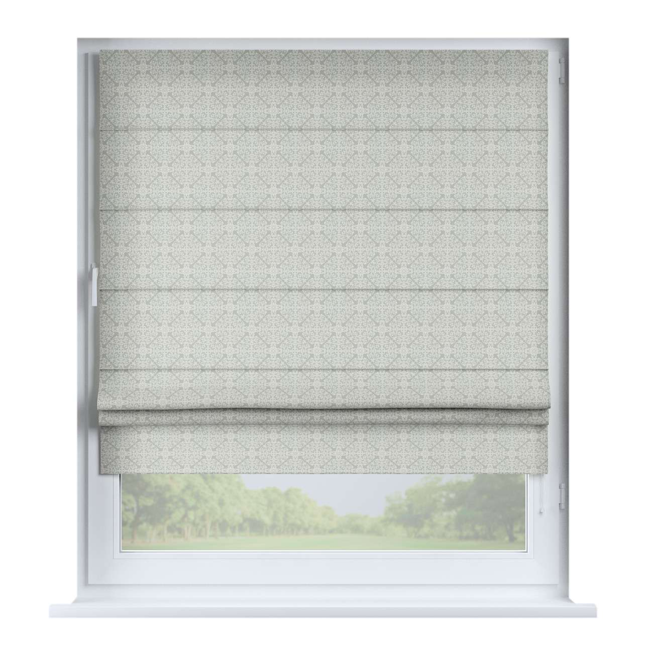 Padva roman blind  80 × 170 cm (31.5 × 67 inch) in collection Flowers, fabric: 140-38