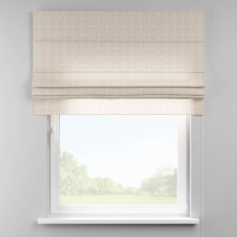 Padva roman blind in collection Flowers, fabric: 140-39