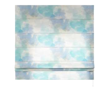 Padva roman blind  80 x 170 cm (31.5 x 67 inch) in collection Aquarelle, fabric: 140-67