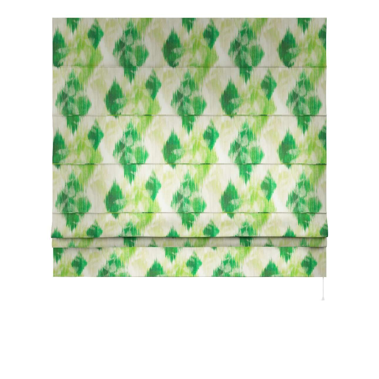Padva roman blind  80 x 170 cm (31.5 x 67 inch) in collection Aquarelle, fabric: 140-70