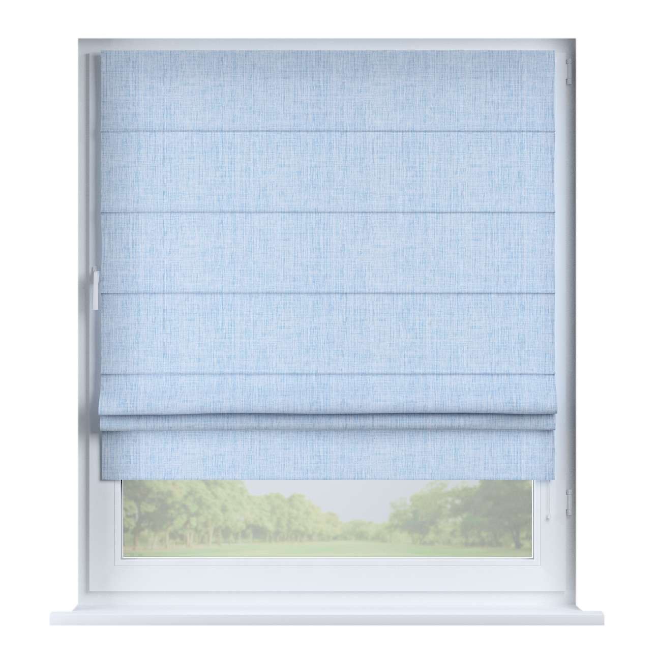 Padva roman blind  80 × 170 cm (31.5 × 67 inch) in collection Aquarelle, fabric: 140-74
