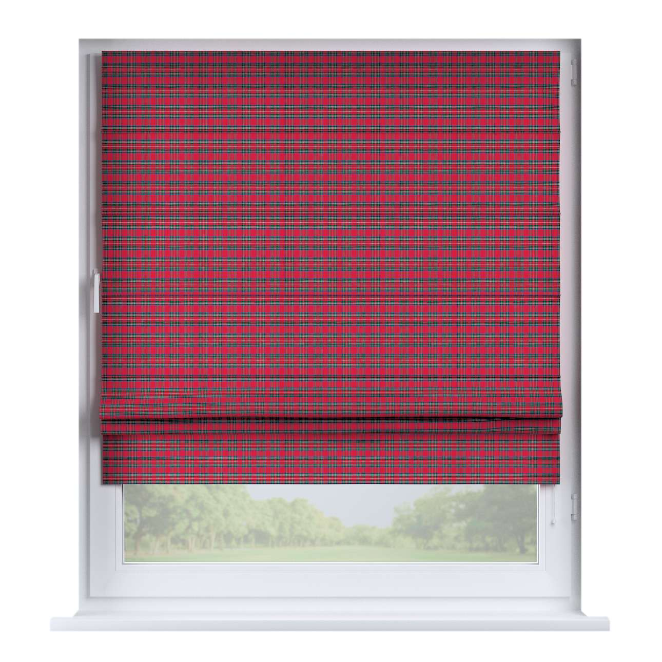 Padva roman blind  80 x 170 cm (31.5 x 67 inch) in collection Bristol, fabric: 126-29