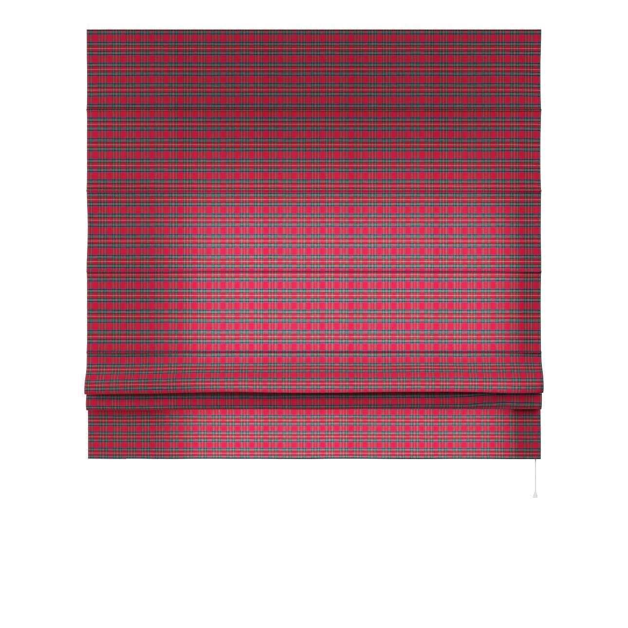 Foldegardin Paris<br/>Med lige flæse 80 x 170 cm fra kollektionen Bristol, Stof: 126-29
