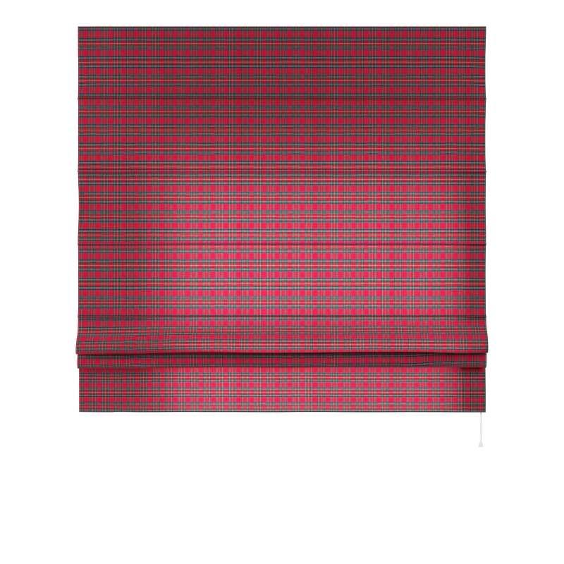 Foldegardin Paris<br/>Med lige flæse fra kollektionen Bristol, Stof: 126-29