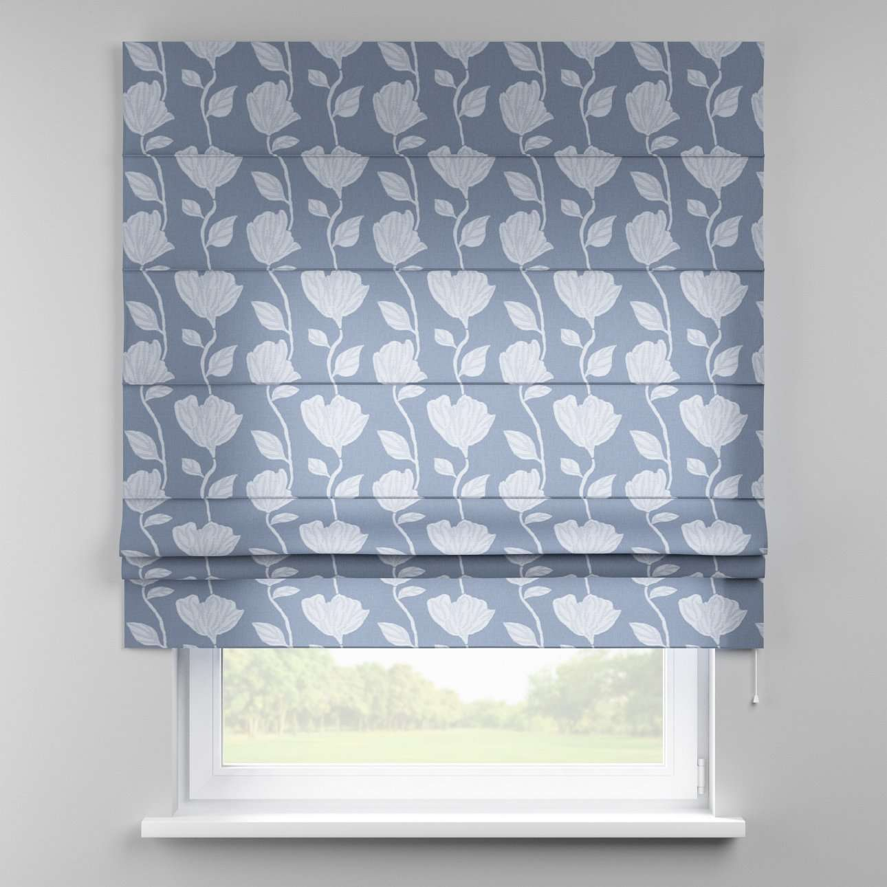 Padva roman blind  80 x 170 cm (31.5 x 67 inch) in collection Venice, fabric: 140-61