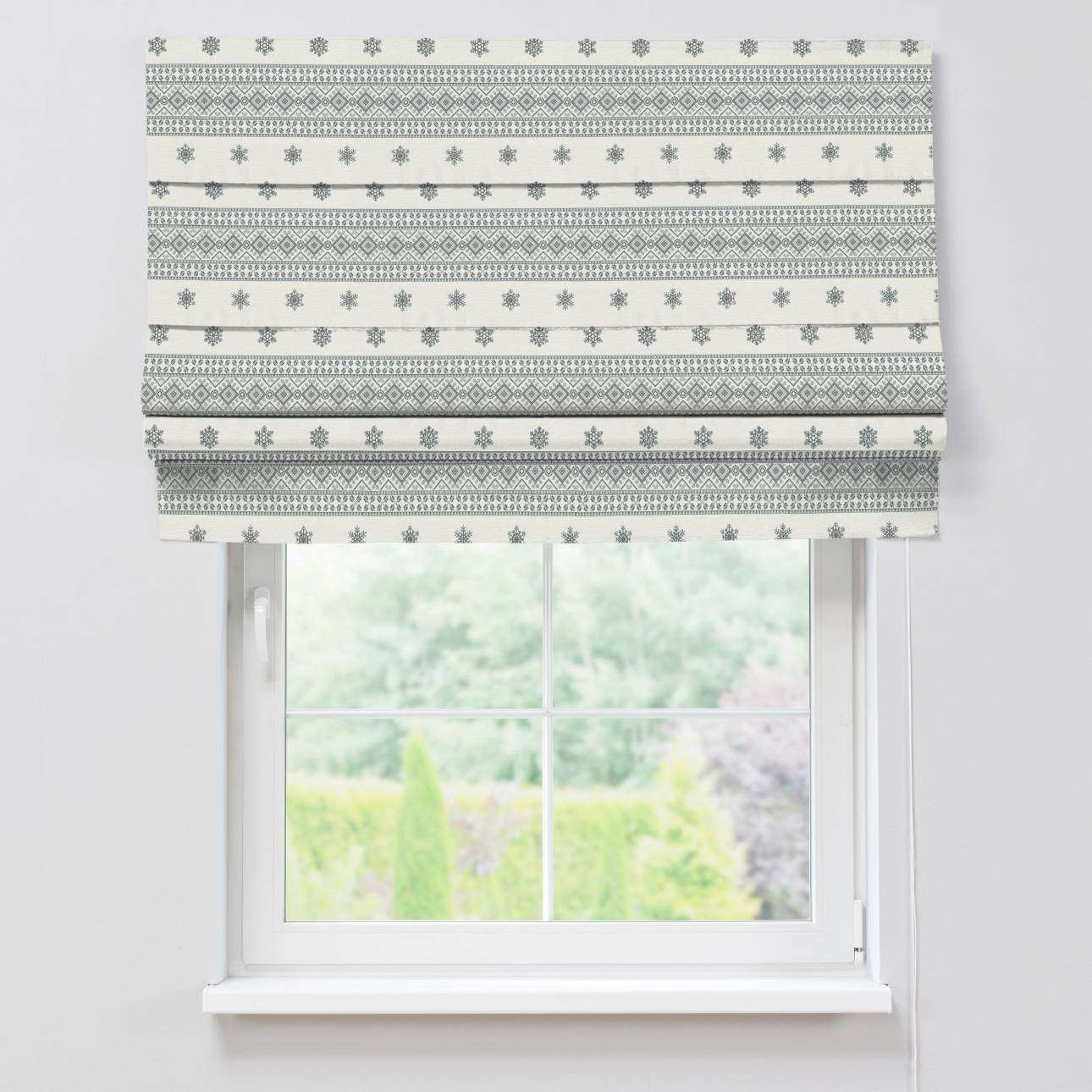 Padva roman blind  80 x 170 cm (31.5 x 67 inch) in collection Christmas , fabric: 630-25