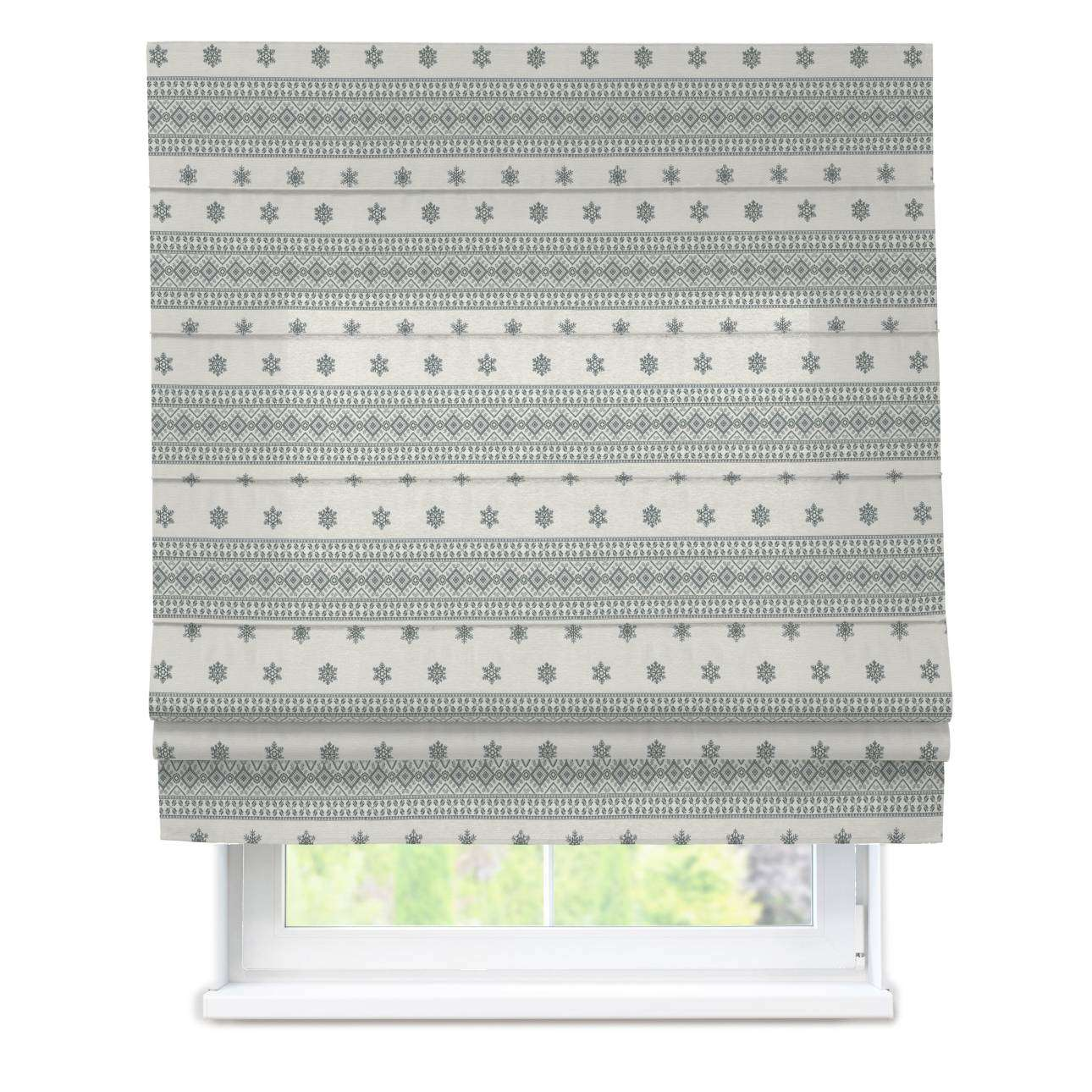 Padva roman blind  80 x 170 cm (31.5 x 67 inch) in collection Christmas, fabric: 630-25