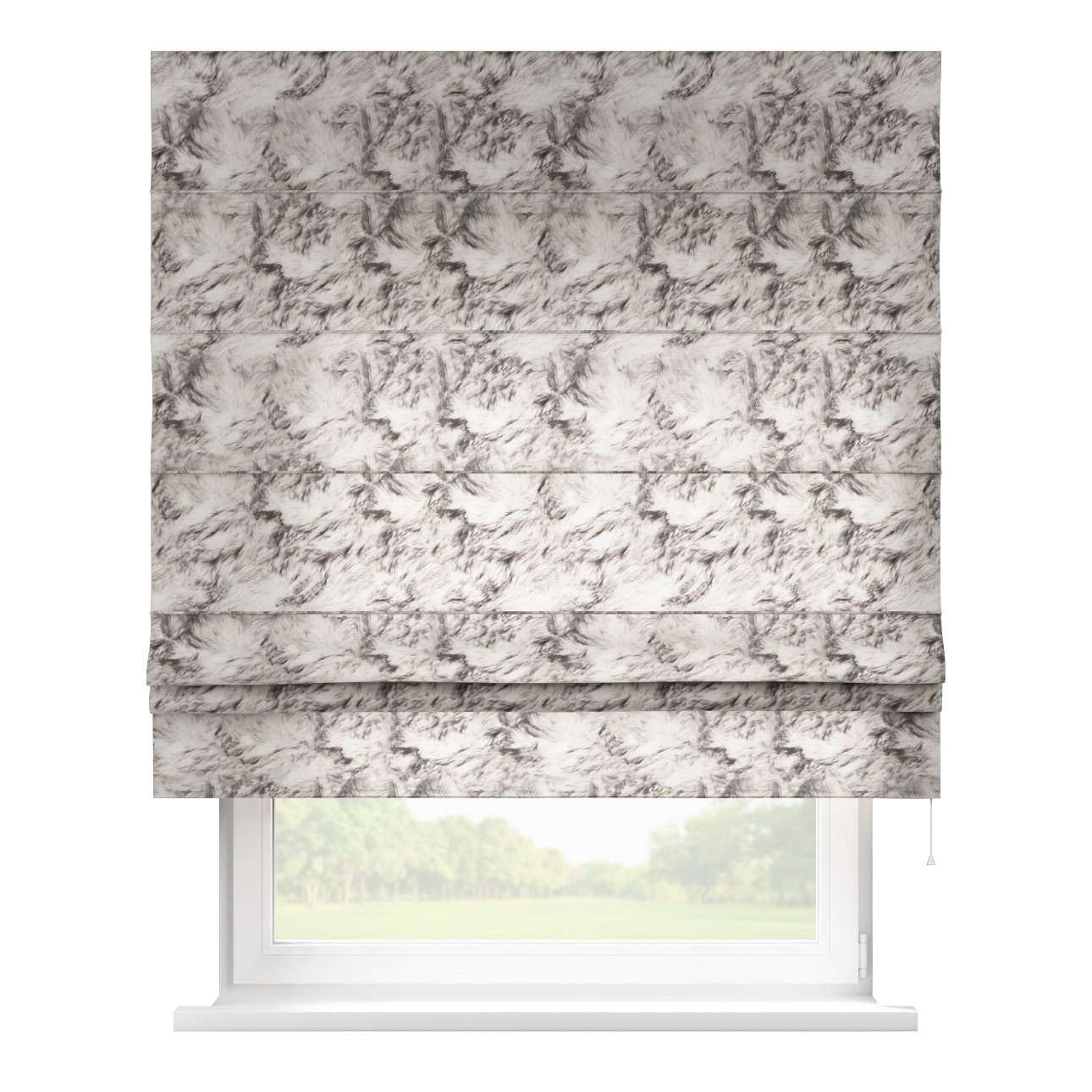 Padva roman blind  80 x 170 cm (31.5 x 67 inch) in collection Norge, fabric: 140-82
