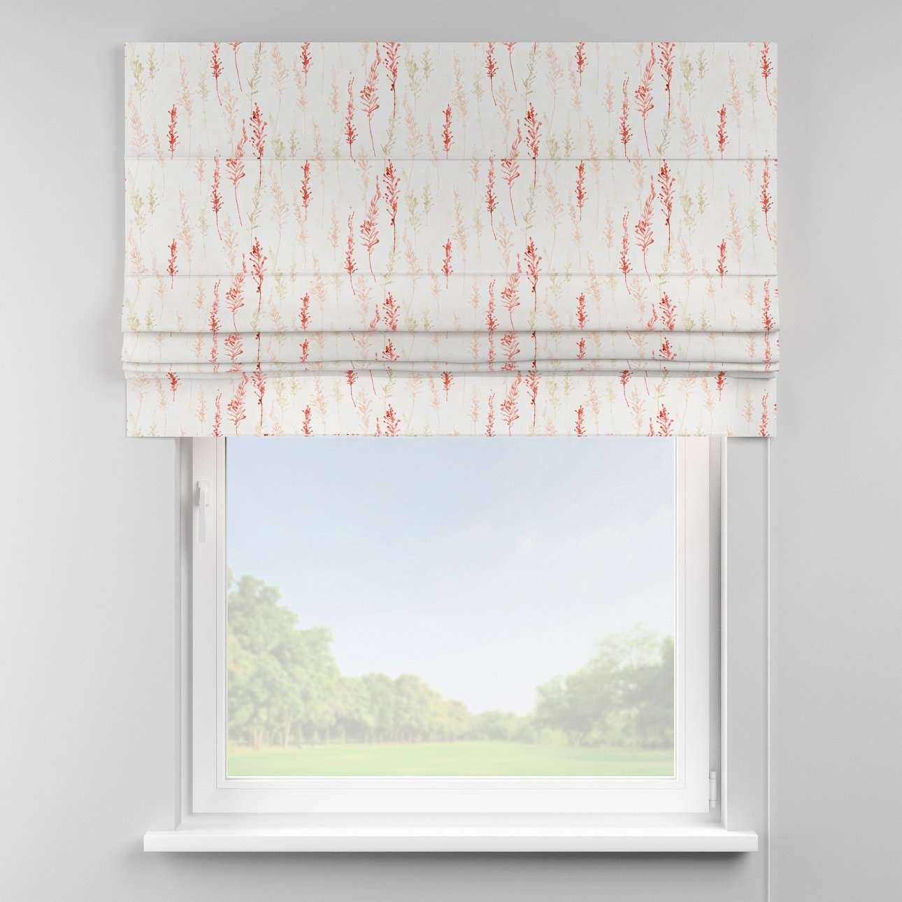 Padva roman blind  in collection Acapulco, fabric: 141-37