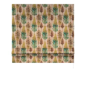 Padva roman blind  80 x 170 cm (31.5 x 67 inch) in collection Urban Jungle, fabric: 141-60