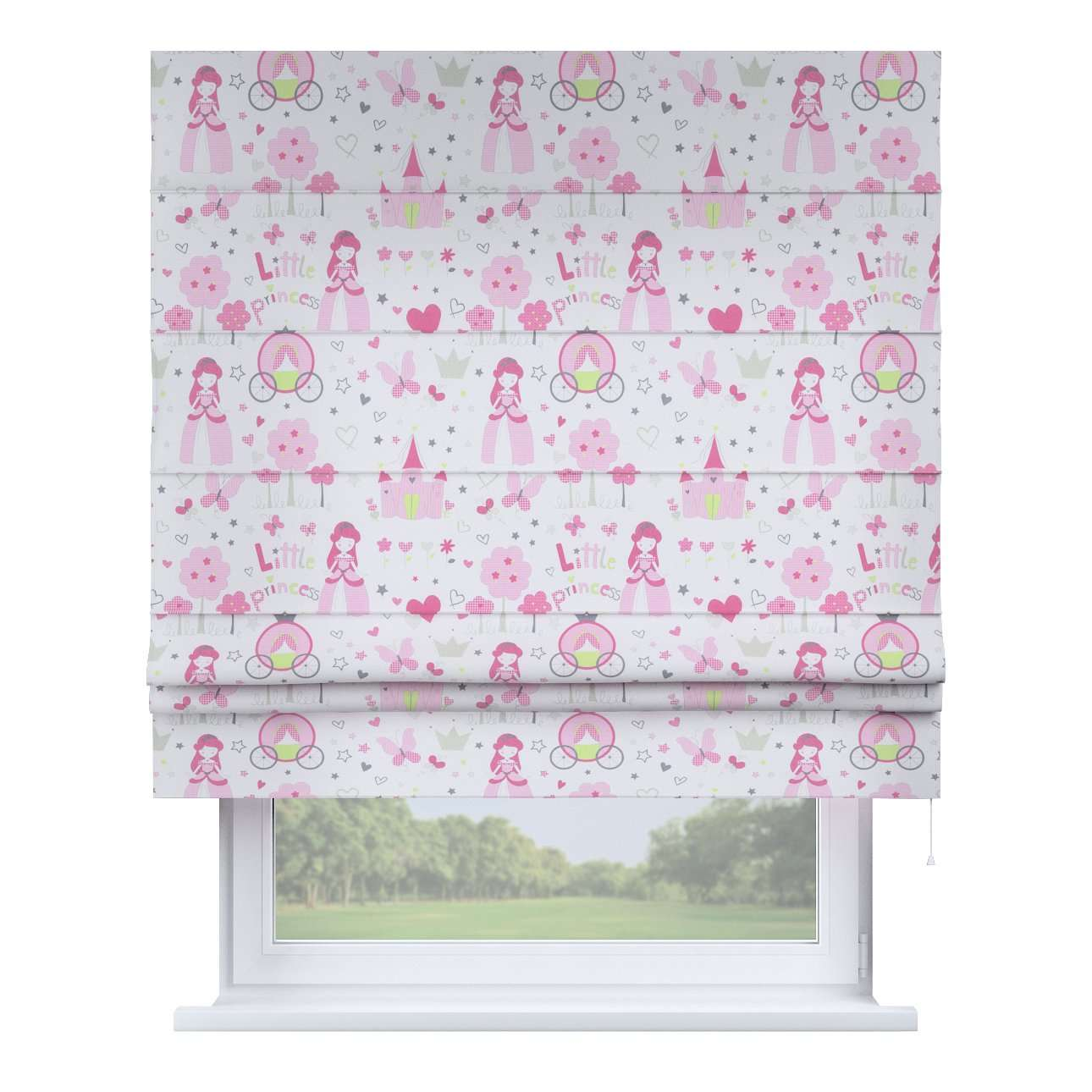 Padva roman blind  in collection Little World, fabric: 141-28
