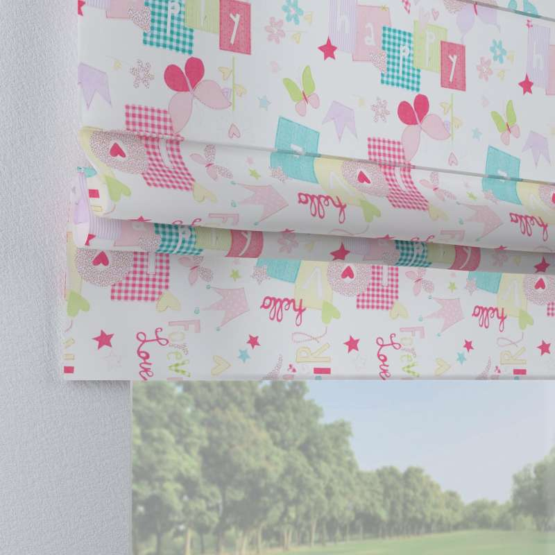 Padva roman blind in collection Little World, fabric: 141-51
