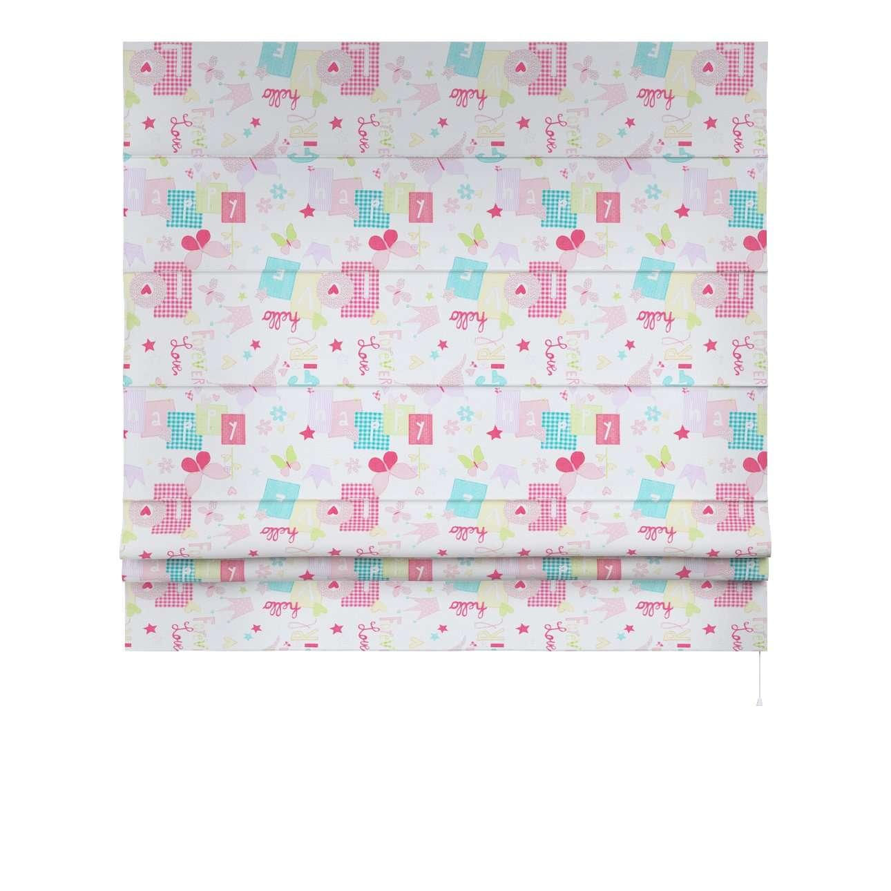 Liftgardin Paris<br/>Med rett volang 80 × 170 cm fra kolleksjonen Little World, Stoffets bredde: 141-51