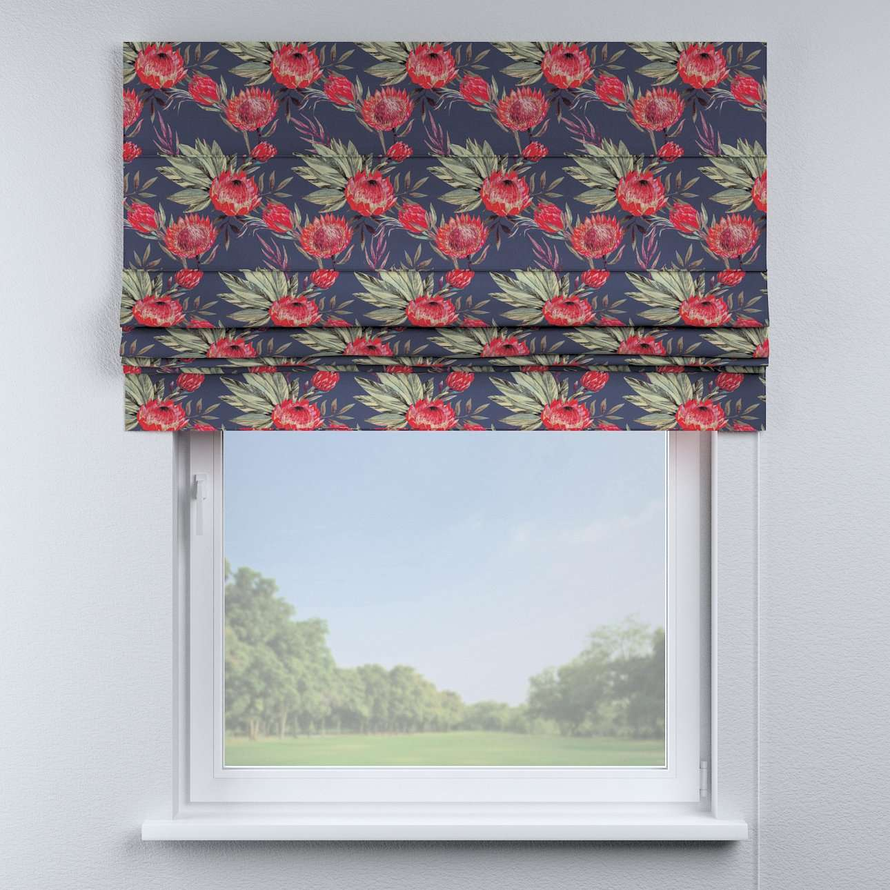 Padva roman blind  in collection New Art, fabric: 141-57
