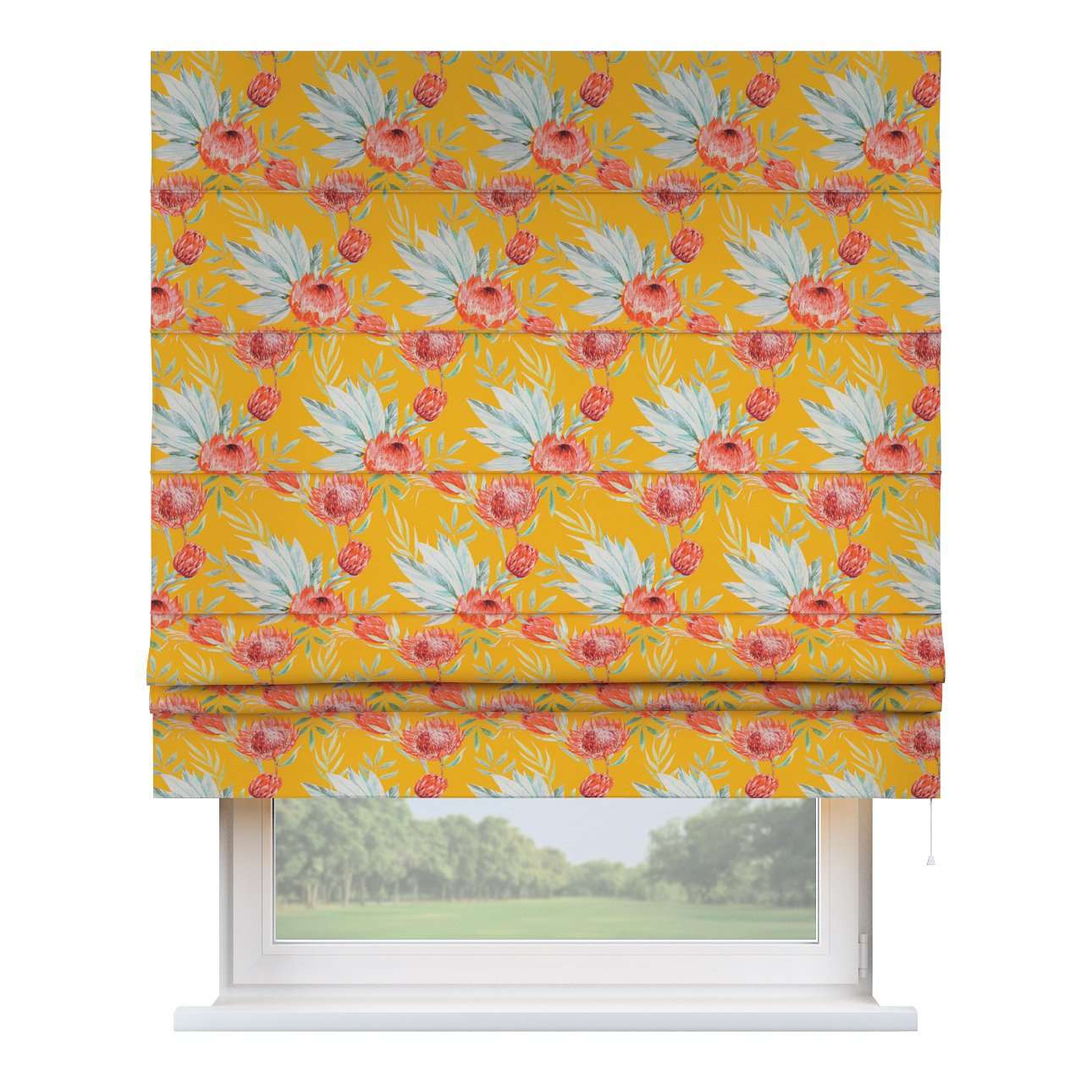 Padva roman blind  80 × 170 cm (31.5 × 67 inch) in collection New Art, fabric: 141-58