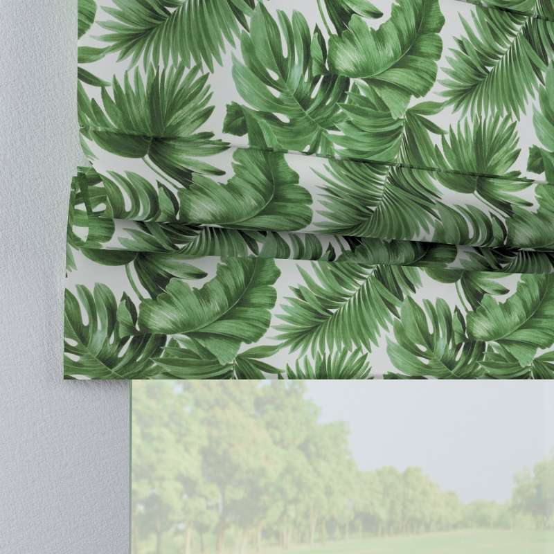 Padva roman blind in collection Tropical Island, fabric: 141-71