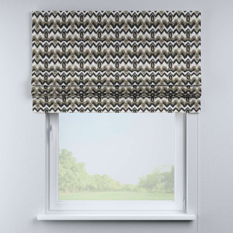 Foldegardin Paris<br/>Med lige flæse fra kollektionen Modern, Stof: 141-88