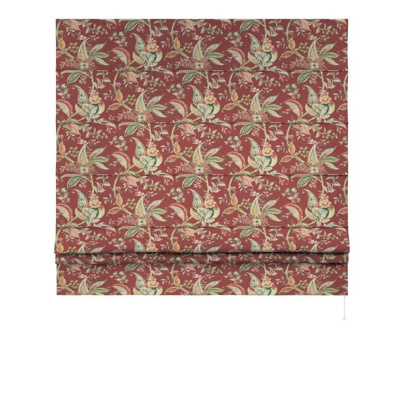 Laskosverho Paris<br/>suoralla reunalla mallistosta Gardenia, Kangas: 142-12