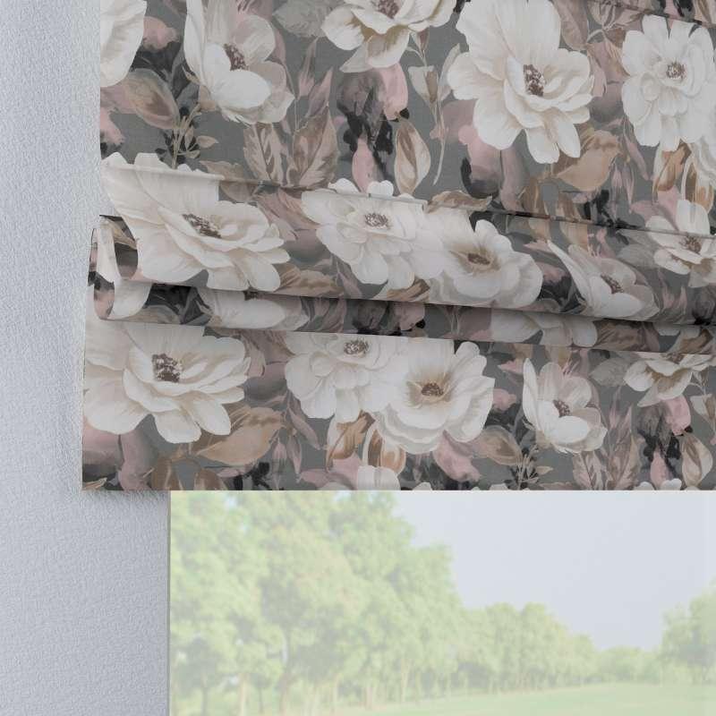 Laskosverho Paris<br/>suoralla reunalla mallistosta Gardenia, Kangas: 142-13