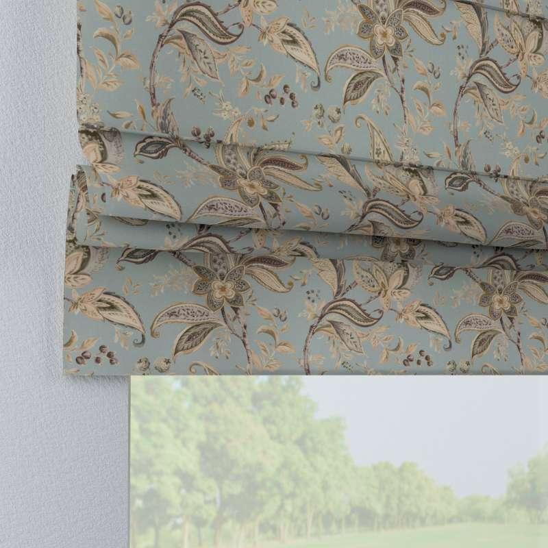 Foldegardin Paris<br/>Med lige flæse fra kollektionen Gardenia, Stof: 142-18