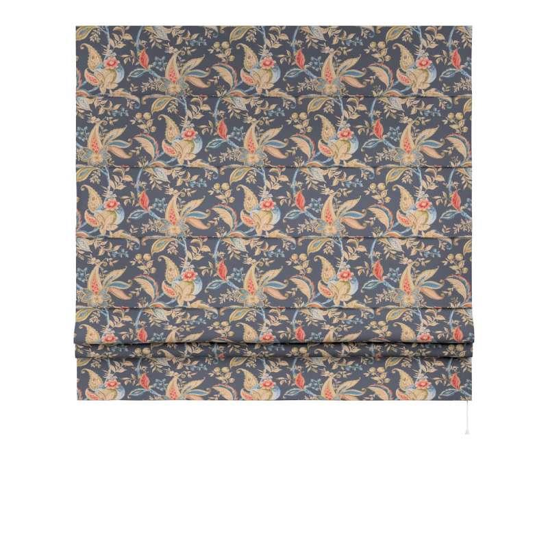 Laskosverho Paris<br/>suoralla reunalla mallistosta Gardenia, Kangas: 142-19