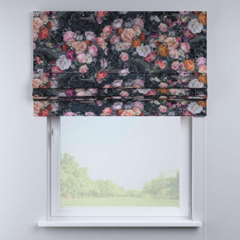 Foldegardin Paris<br/>Med lige flæse fra kollektionen Gardenia, Stof: 161-02