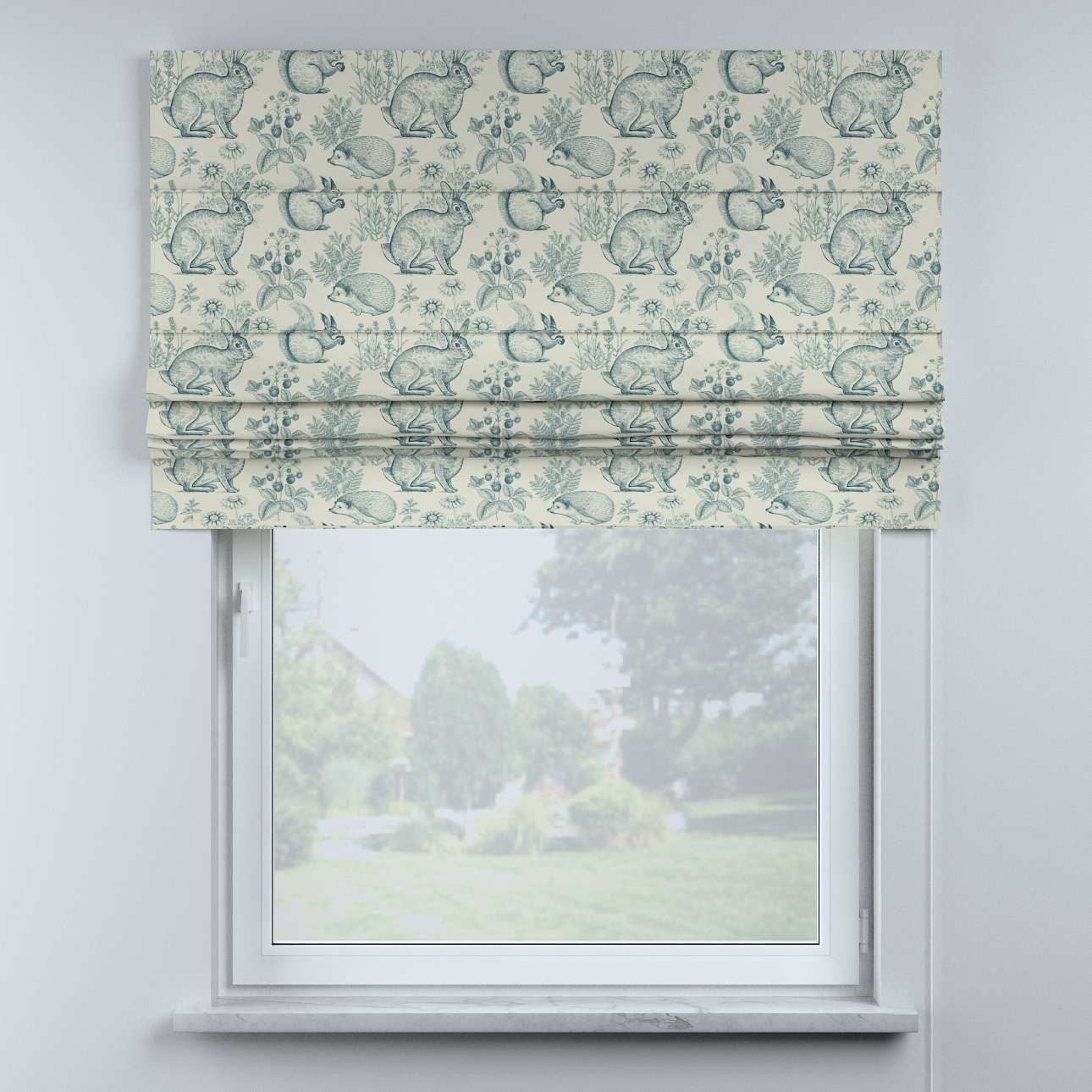 Sammy roman blind in collection Magic Collection, fabric: 500-04