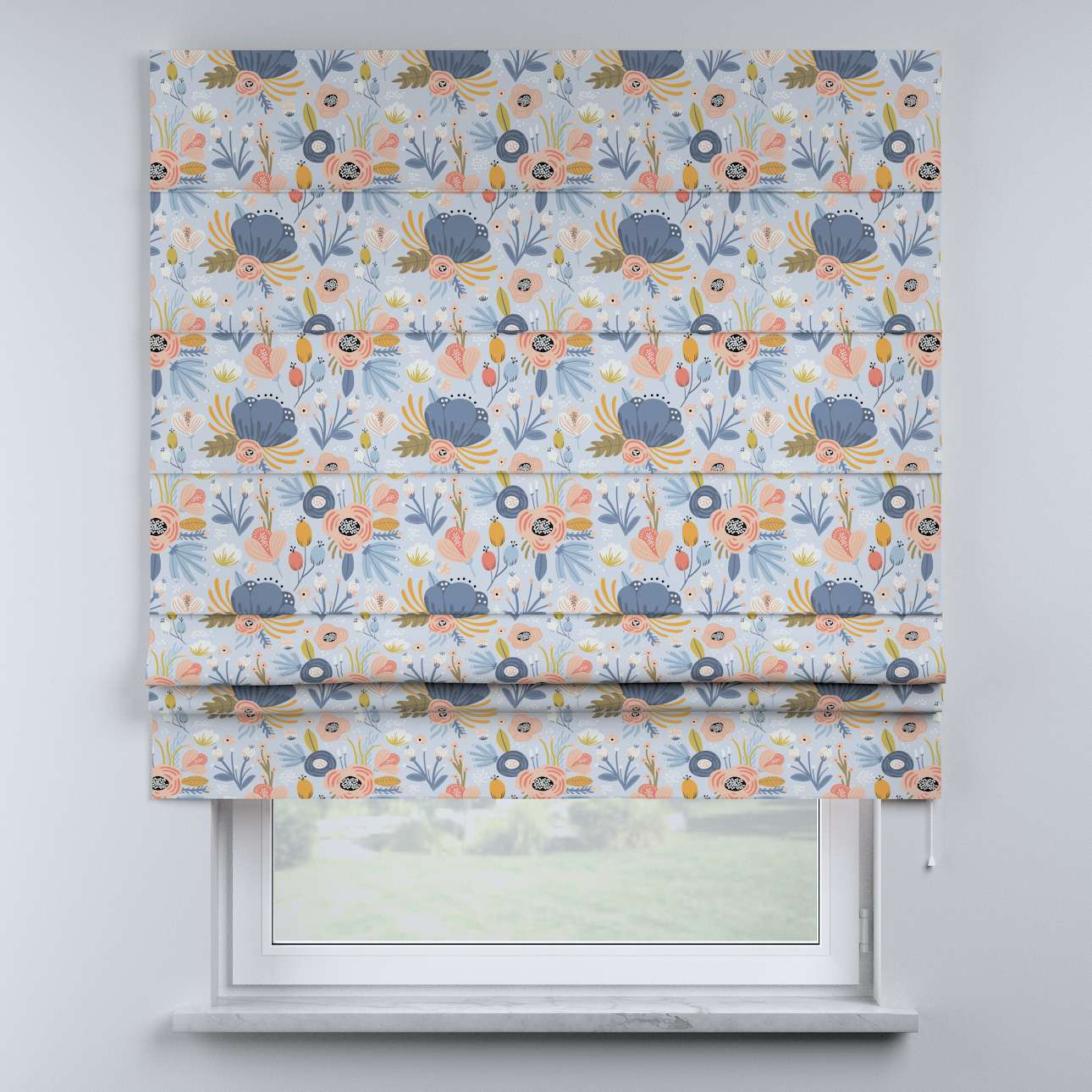 Sammy roman blind in collection Magic Collection, fabric: 500-05