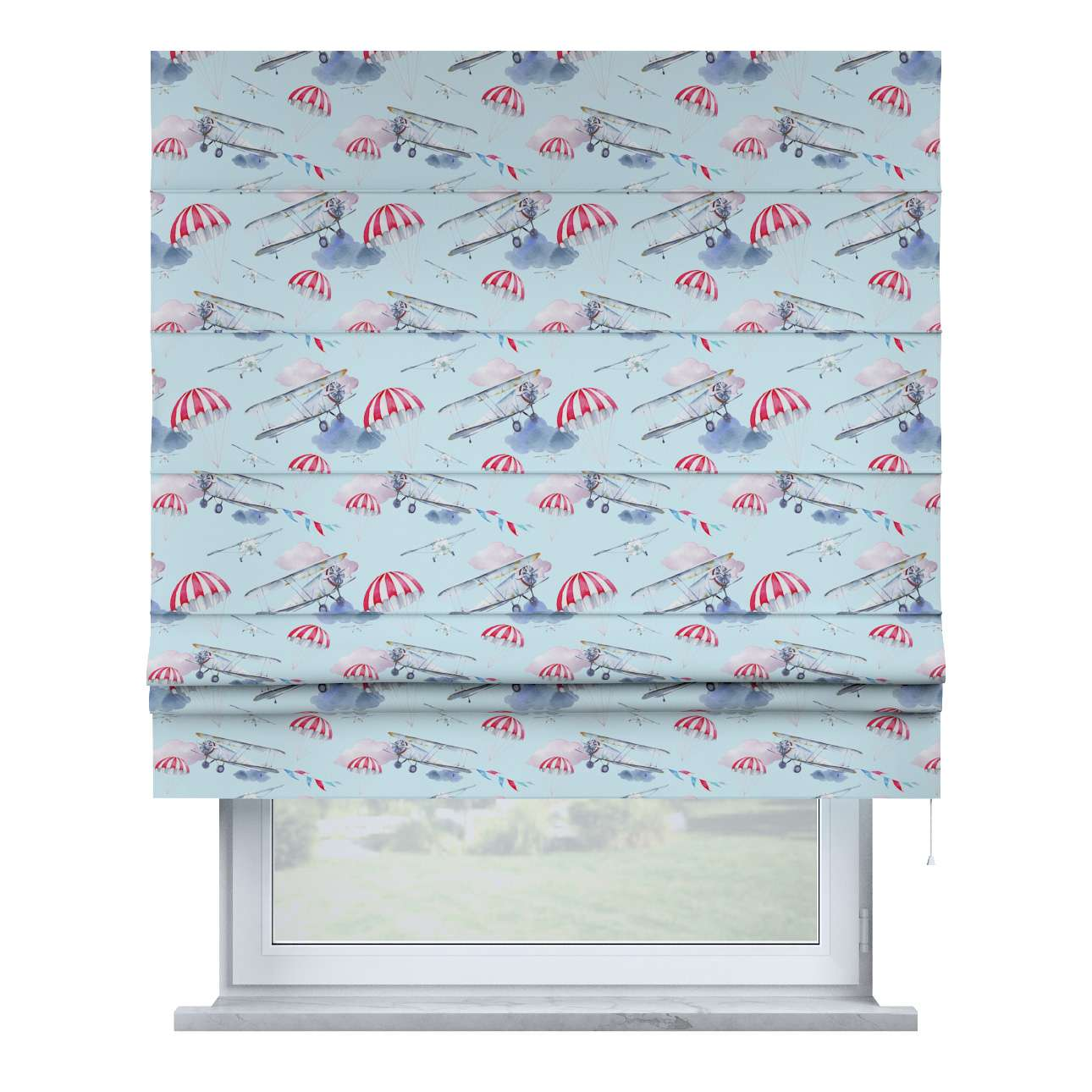 Sammy roman blind in collection Magic Collection, fabric: 500-10