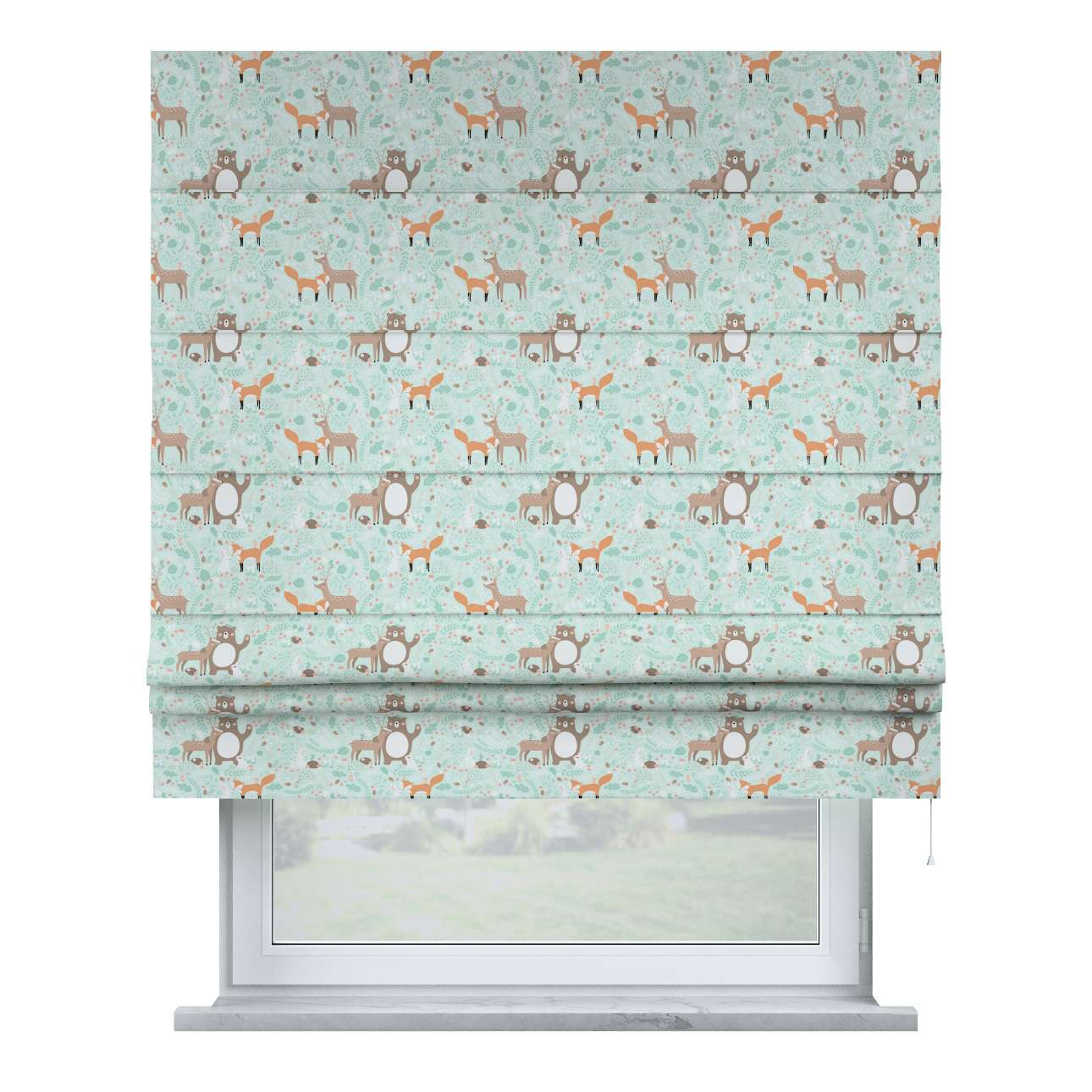 Sammy roman blind in collection Magic Collection, fabric: 500-15