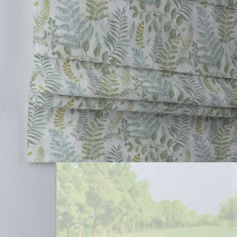 Rímska roleta Padva V kolekcii Pastel Forest, tkanina: 142-46
