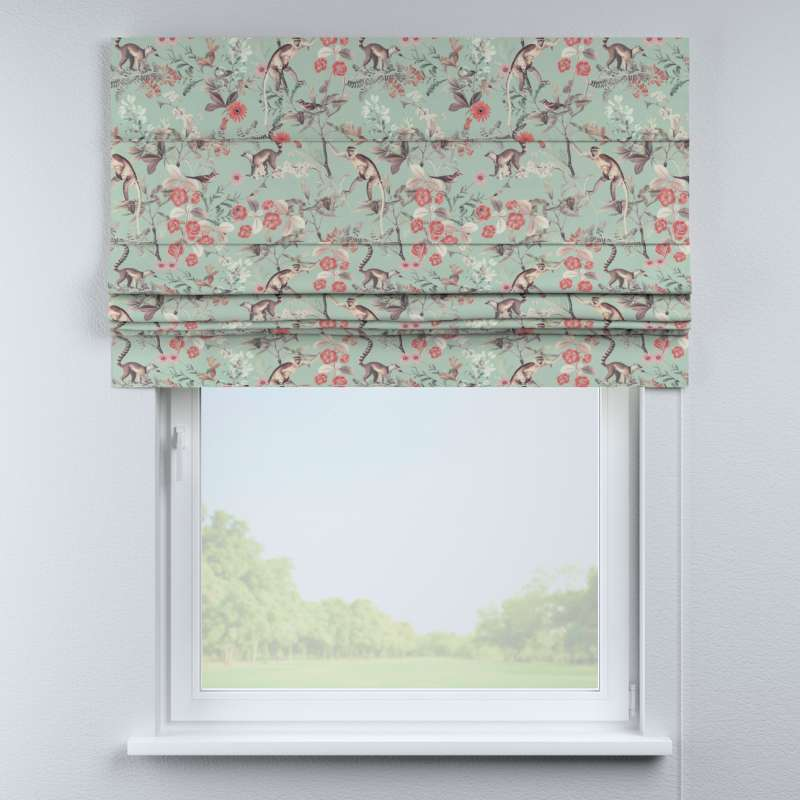 Padva roman blind in collection Tropical Island, fabric: 142-62