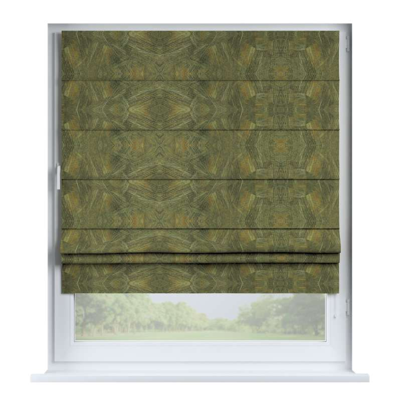 Padva roman blind in collection Tropical Island, fabric: 142-63