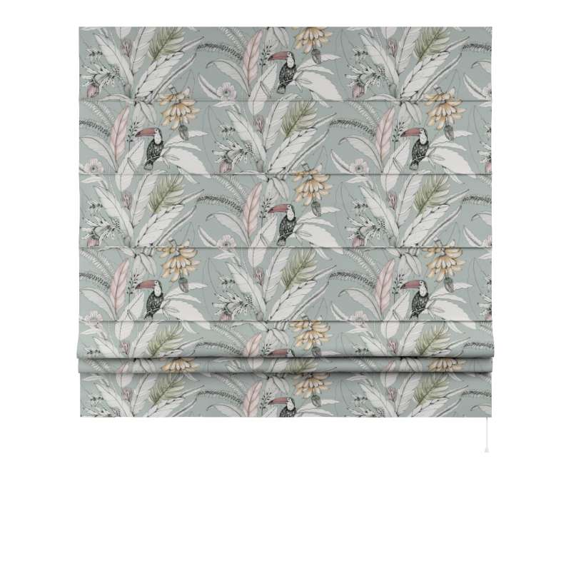 Padva roman blind in collection Tropical Island, fabric: 142-64