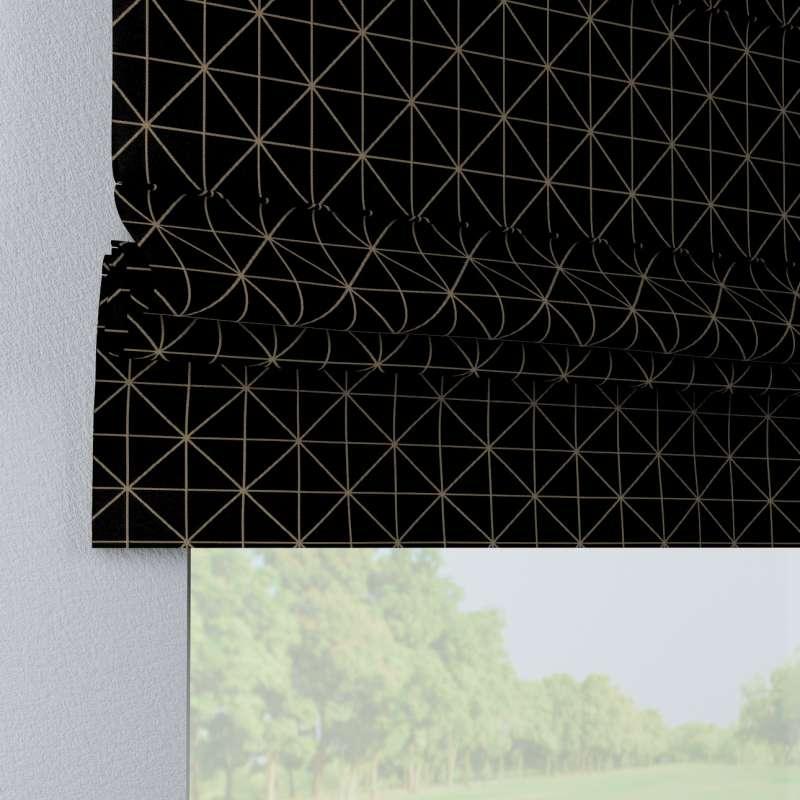Padova raffrolók a kollekcióból Black & White szövet, Dekoranyag: 142-55