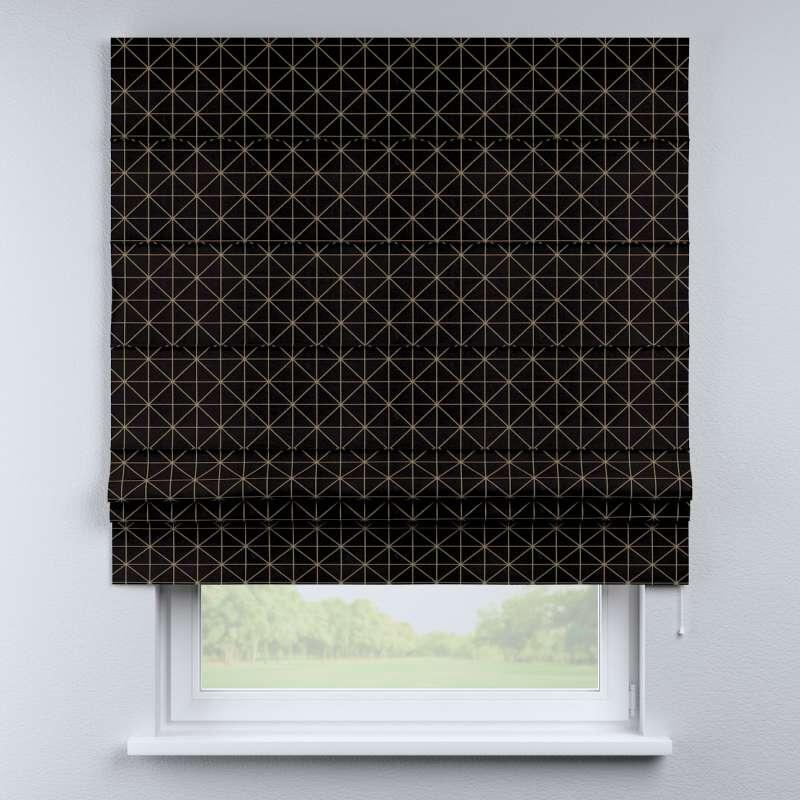 Liftgardin Paris<br/>Med rett volang fra kolleksjonen Black & White, Stoffets bredde: 142-55