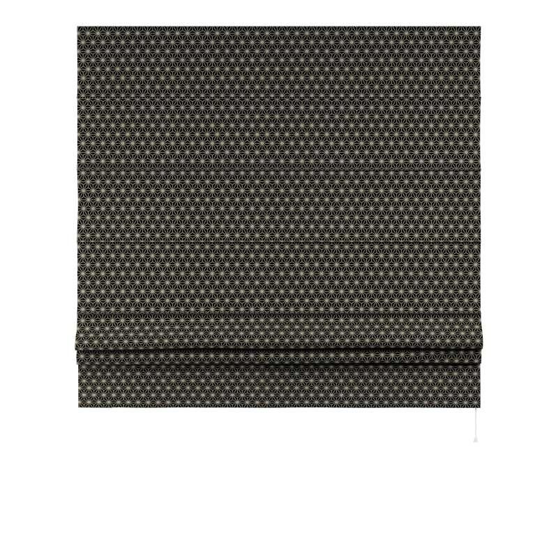 Liftgardin Paris<br/>Med rett volang fra kolleksjonen Black & White, Stoffets bredde: 142-56