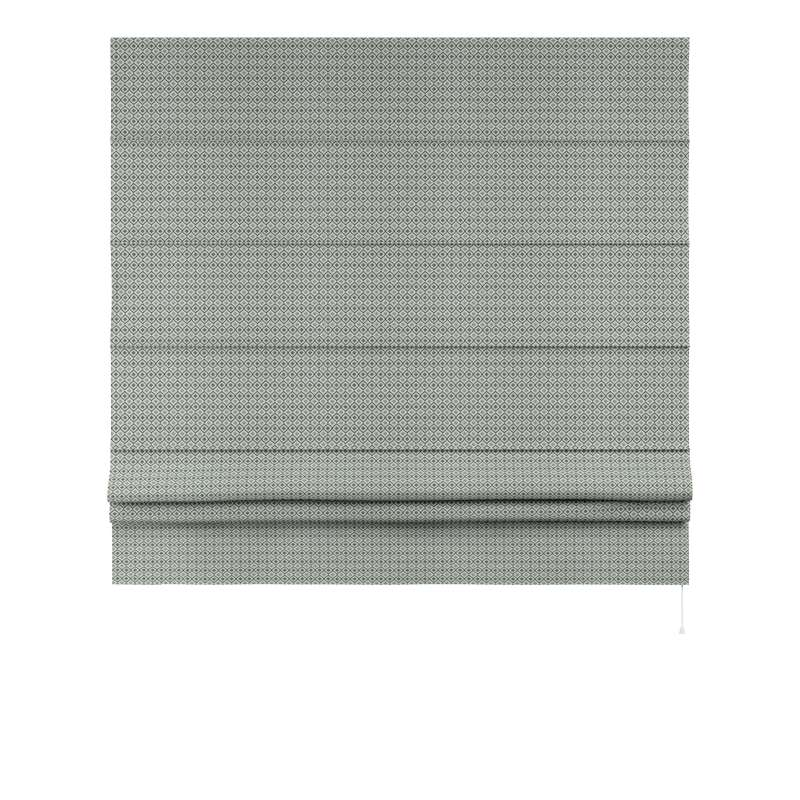 Padva roman blind in collection Black & White, fabric: 142-76