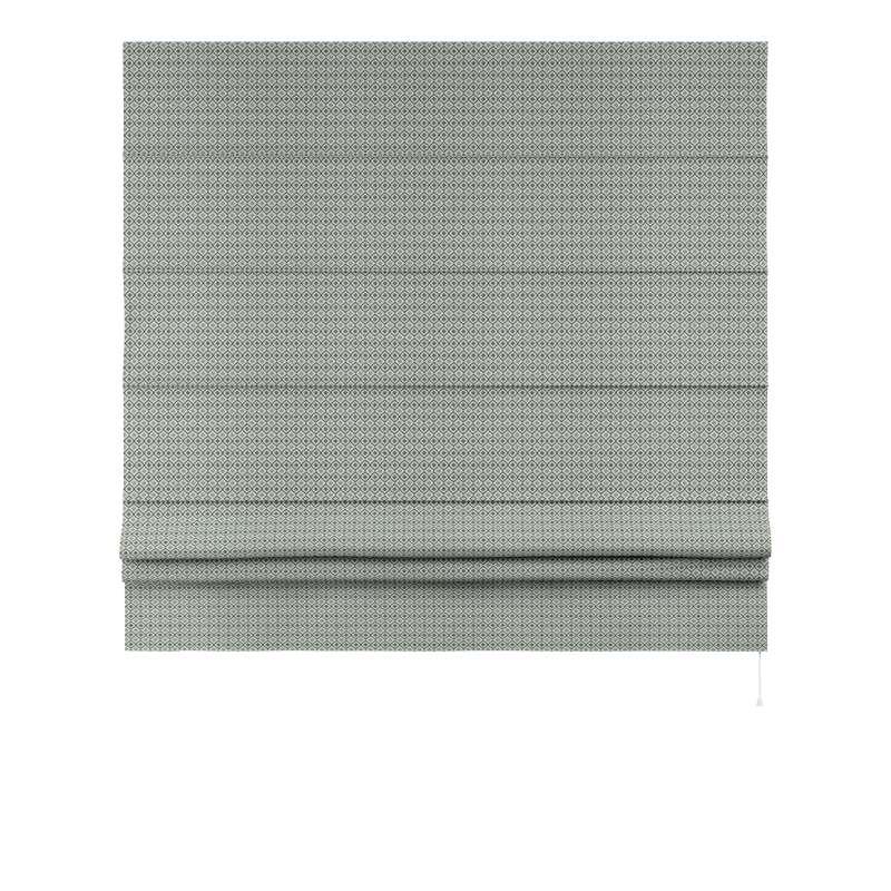 Raffrollo Padva von der Kollektion Black & White, Stoff: 142-76