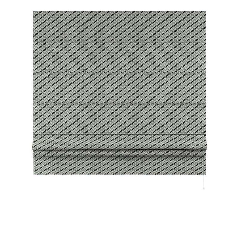 Raffrollo Padva von der Kollektion Black & White, Stoff: 142-78