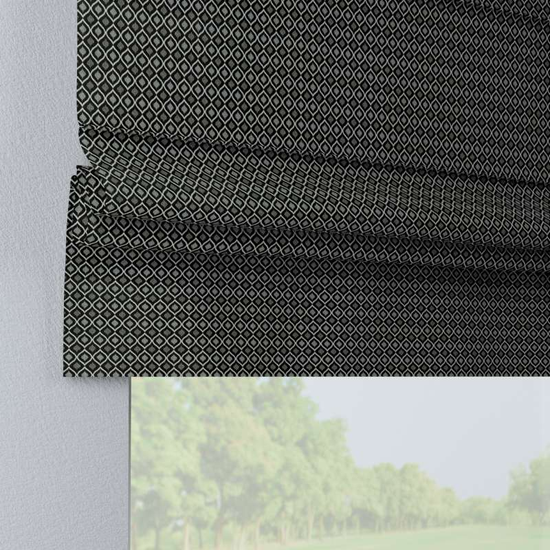 Padva roman blind in collection Black & White, fabric: 142-86