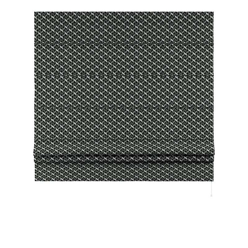 Hissgardin Paris i kollektionen Black & White, Tyg: 142-87