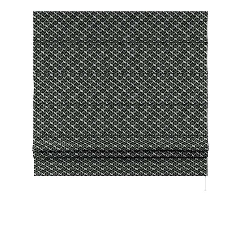Vouwgordijn Padva van de collectie Black & White, Stof: 142-87